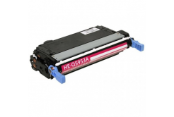 HP 643A Q5953A magenta compatible toner