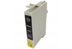 Epson T0611 black compatible inkjet cartridge