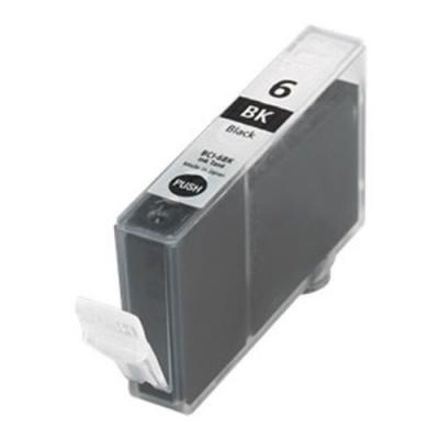 Canon BCI-6Bk black compatible inkjet cartridge