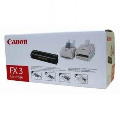 Canon FX3 black original toner