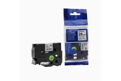 Brother TZ-251 / TZe-251, 24mm x 8m, black / white, compatible tape
