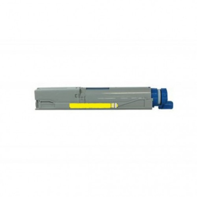 OKI 43459329 yellow compatible toner