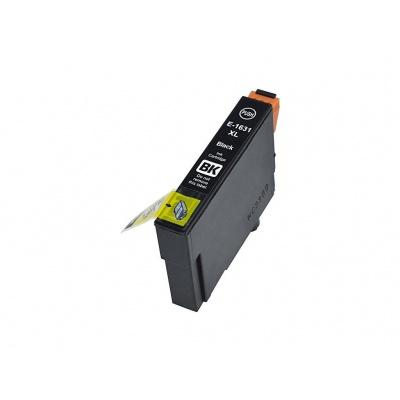 Epson T1631 XL black compatible inkjet cartridge