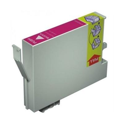 Epson T0713 magenta compatible inkjet cartridge