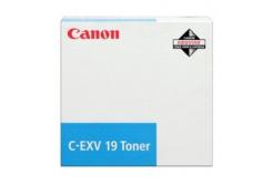 Canon C-EXV19 0398B002 cyan original toner