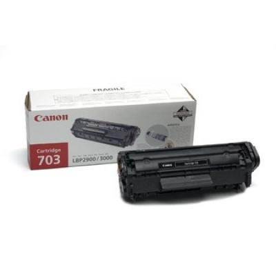 Canon CRG-703 black original toner