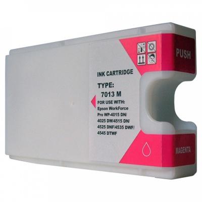 Epson T7013 magenta compatible inkjet cartridge