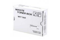 Kyocera original waste box WT560, 302HN93180, 15000 pages, Kyocera FS-C 5100DN/C, 5200DN/C, 5300DN