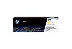 HP 201X CF402X yellow original toner