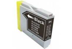 Brother LC-970 / LC-1000Bk black compatible inkjet cartridge