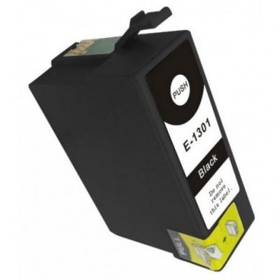 Epson T1301 black compatible inkjet cartridge