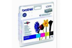 Brother LC-970VALBP multipack original ink cartridge