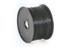 GEMBIRD Tisková struna (filament) ABS, 1,75mm, 1kg, black