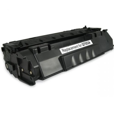 HP 53A Q7553A black compatible toner