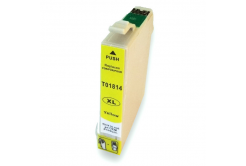 Epson T1814 XL yellow compatible inkjet cartridge