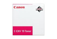 Canon C-EXV19 0399B002 magenta original toner
