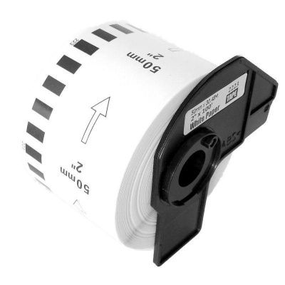 Brother DK-22223 50mm x 30,48m, roll, compatible labels