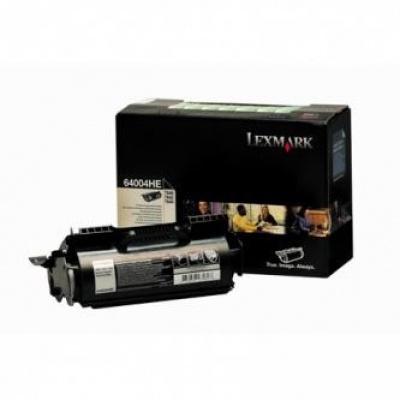 Lexmark 64004HE black original toner