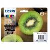 Epson original ink cartridge 13T02E74010, 202, CMYK, 1x6.9ml, 4x4.1ml, Epson XP-6000, XP-6005