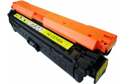 HP CE742A yellow compatible toner