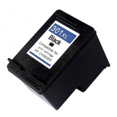 HP 301XL CH563E black compatible inkjet cartridge