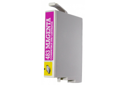 Epson T0483 magenta compatible inkjet cartridge