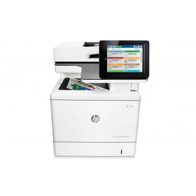 HP Color LaserJet Enterprise MFP M577dn (A4, 38 ppm, USB 2.0, Ethernet, Print/Scan/Copy, Duplex)