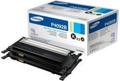 HP SU391A / Samsung CLT-P4092B dual pack black original toner