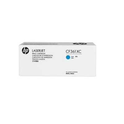 HP 508X CF361XC cyan original toner