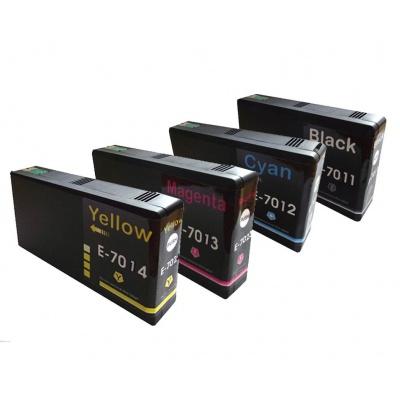 Epson T0715 multipack compatible inkjet cartridge