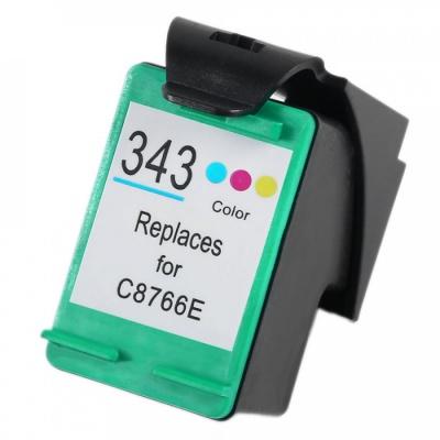 HP 343 C8766E color compatible inkjet cartridge