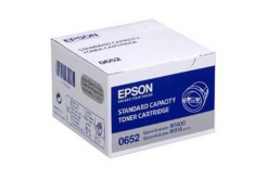 Epson C13S050652 black original toner