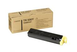 Kyocera Mita TK-500Y yellow original toner