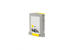 HP 940XL C4909A yellow compatible inkjet cartridge