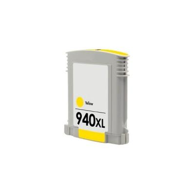 HP 940XL C4909A yellow compatible inkjet cartridge