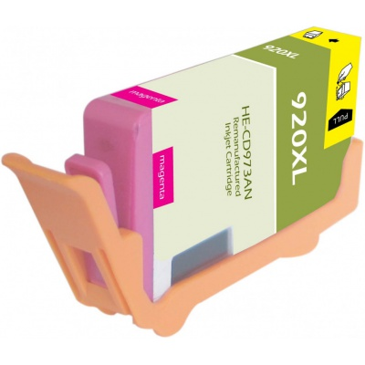 HP 920XL CD973A magenta compatible inkjet cartridge