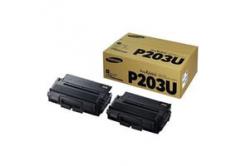 HP SV123A / Samsung MLT-P203U black original toner