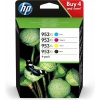 HP original ink cartridge multipack 3HZ51AE, HP 953XL, CMYK, 1600CMY-2000K pages, HP