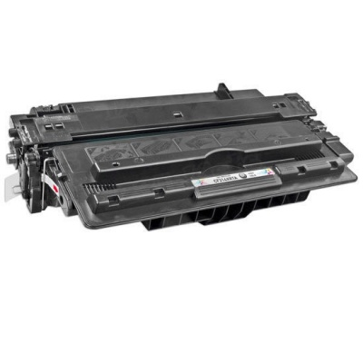 HP 14X CF214X black compatible toner