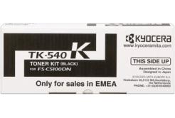 Kyocera Mita TK-540K black original toner