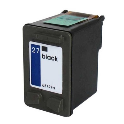 HP 27 C8727A black compatible inkjet cartridge