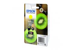 Epson original ink cartridge C13T02F44010, 202, yellow, 1x4.1ml, Epson XP-6000, XP-6005