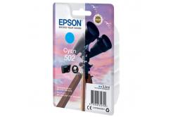 Epson original ink cartridge C13T02V24010, 502, T02V240, cyan, 3.3ml, Epson XP-5100, XP-5105, WF-2880dwf, WF2865dwf