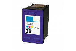 HP 28 C8728A color compatible inkjet cartridge