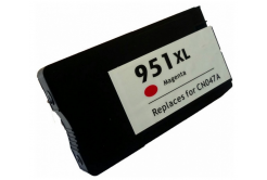 HP 951XL CN047A magenta compatible inkjet cartridge
