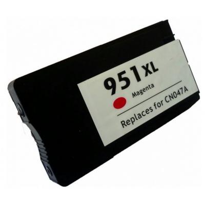 HP 951XL CN047A magenta compatible inkjet cartridge