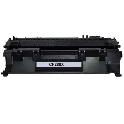 HP 80X CF280X black compatible toner