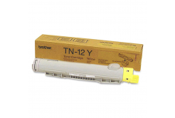 Brother TN-12Y yellow original toner