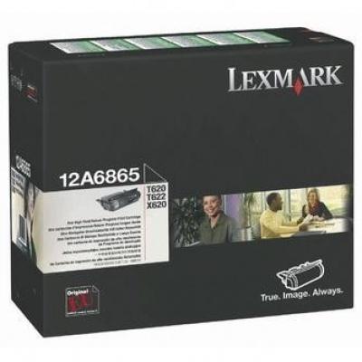 Lexmark 12A6865 black original toner