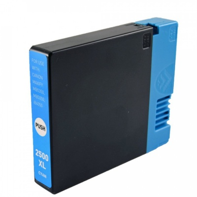 Canon PGI-2500XL cyan compatible inkjet cartridge